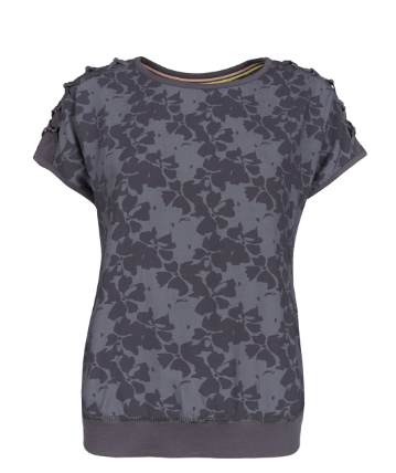florale Sommerbluse
