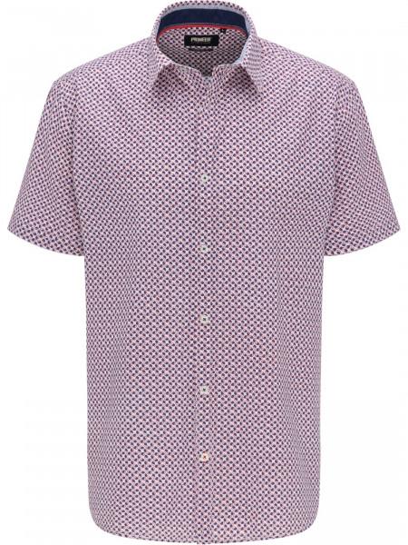 Modisches Kurzarm-Hemd