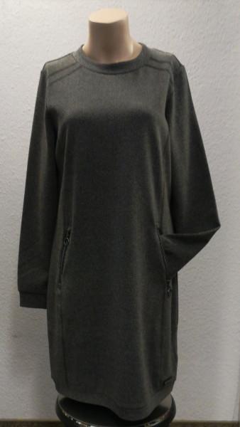Kleid mit Fischgreten Muster