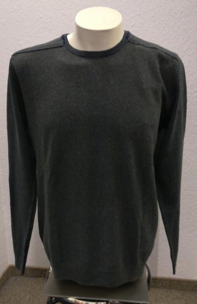 sportlicher Strick-Pullover