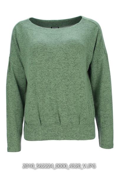 Pullover mit Faltenbund