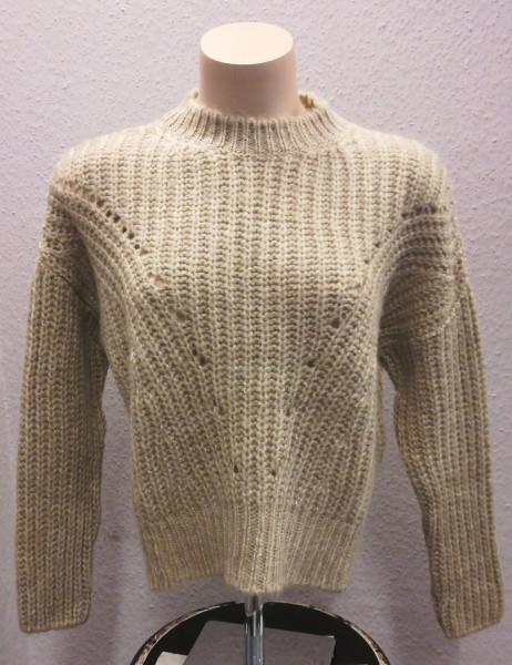 Pullover mit Turteleneck